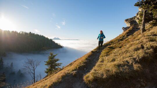 Trailrunning Fahrtspiel