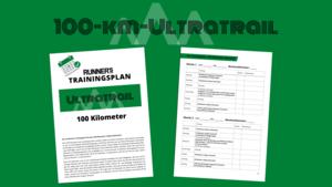 Trainingsplan 100 km Ultratrail