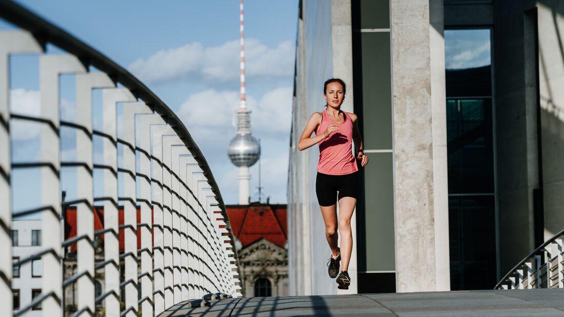 Trainingsplan Halbmarathon unter 1:45 Stunden