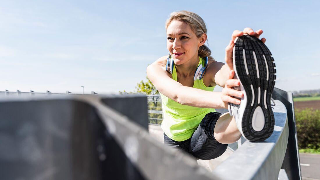 Trainingsplan Laufen, 5 km unter 22:30 min