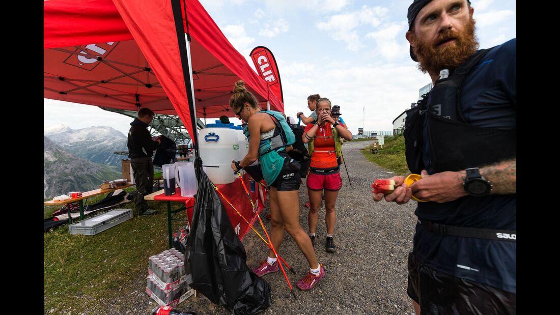 Transalpine Run 2019 2. Etappe