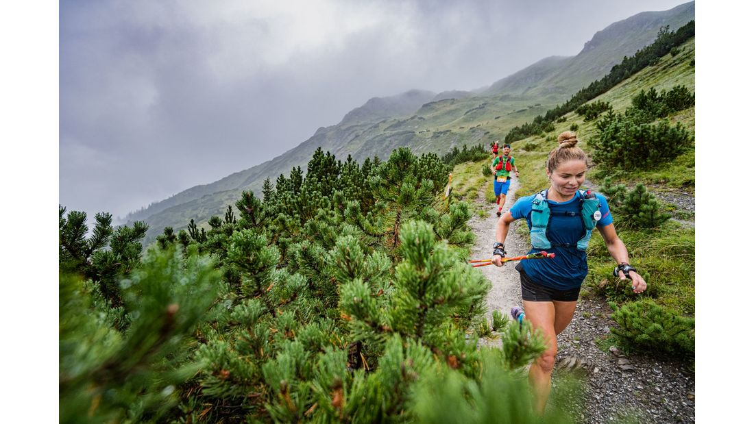 Transalpine Run 2019 3. Etappe