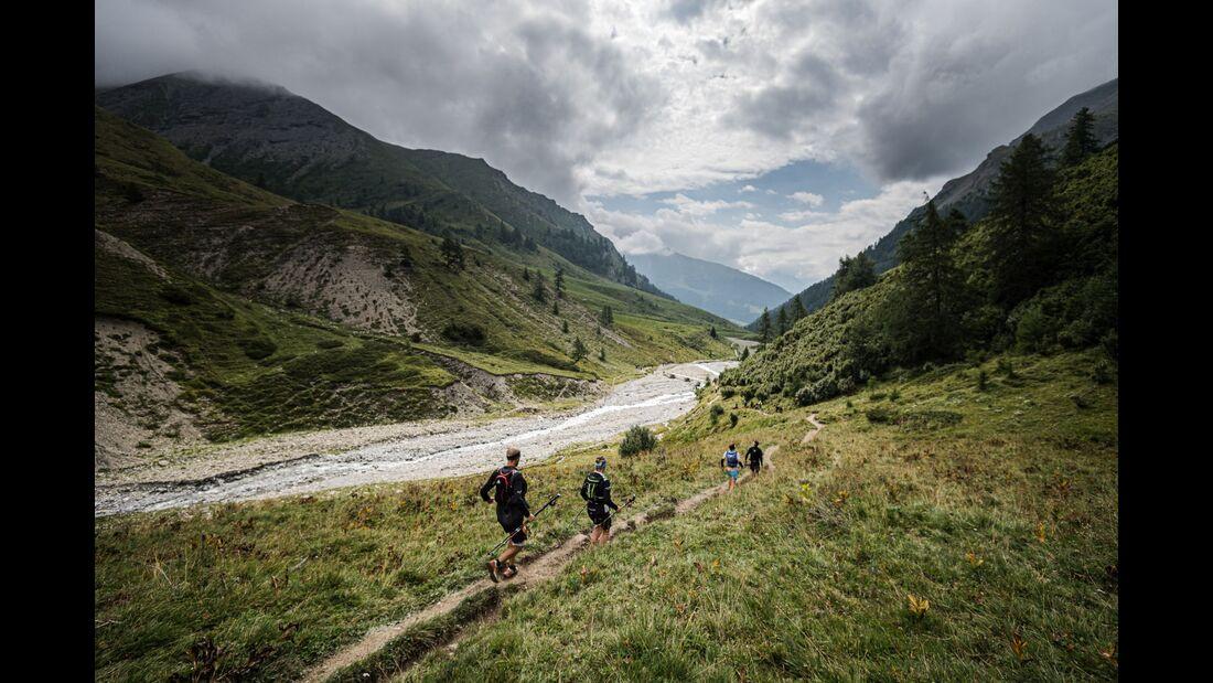 Transalpine Run 2019 5. Etappe