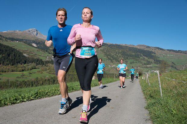 Transviamala Run & Walk 2014