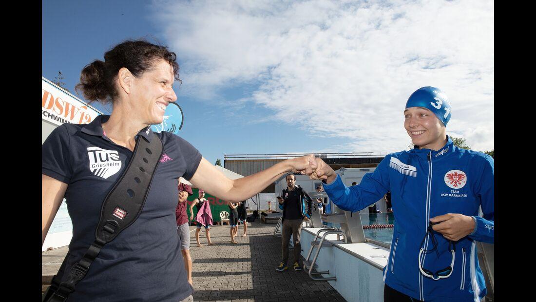 Triathlon-Bundesliga: dezentraler Swim & Run Darmstadt 2020