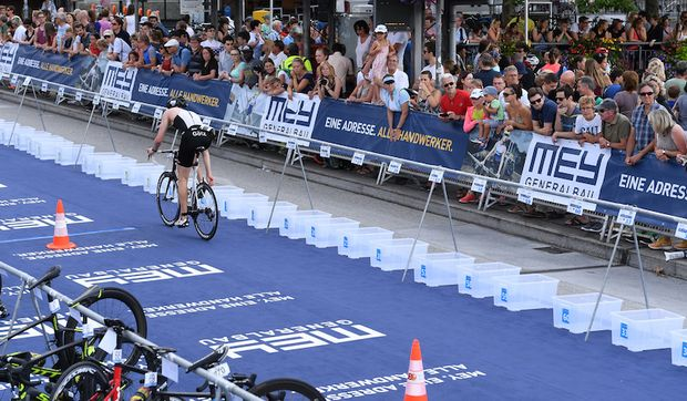 Triathlon Tübingen Rad