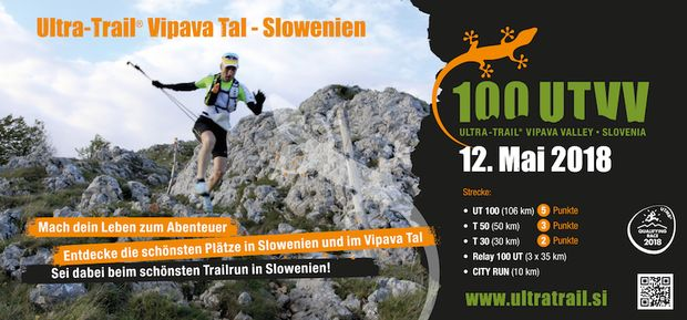 Ultra Trail Vipava Valley Slovenia