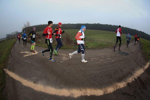 Ultramarathon Rodgau 2 2014