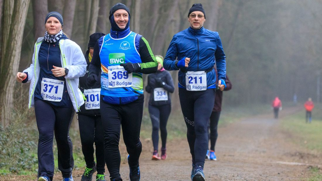 Ultramarathon Rodgau 2020