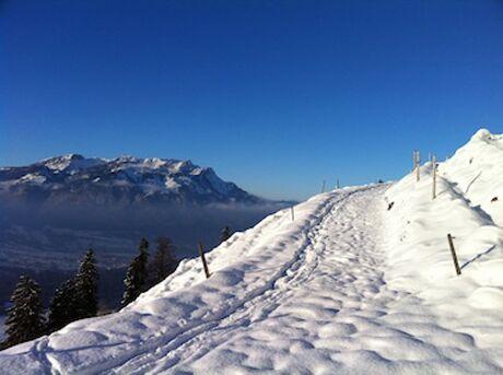Unterwaldner Schnee-Rennen Kerns