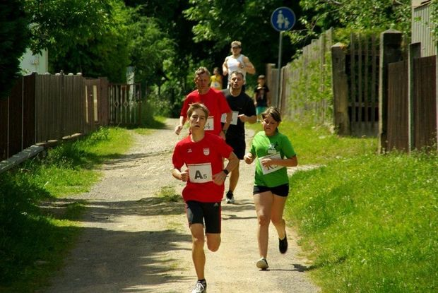 Unterwegs beim Königsseer Staffelmarathon