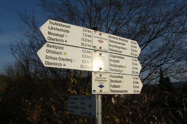 Unterwegs in Gengenbach - Laufgenuss pur!