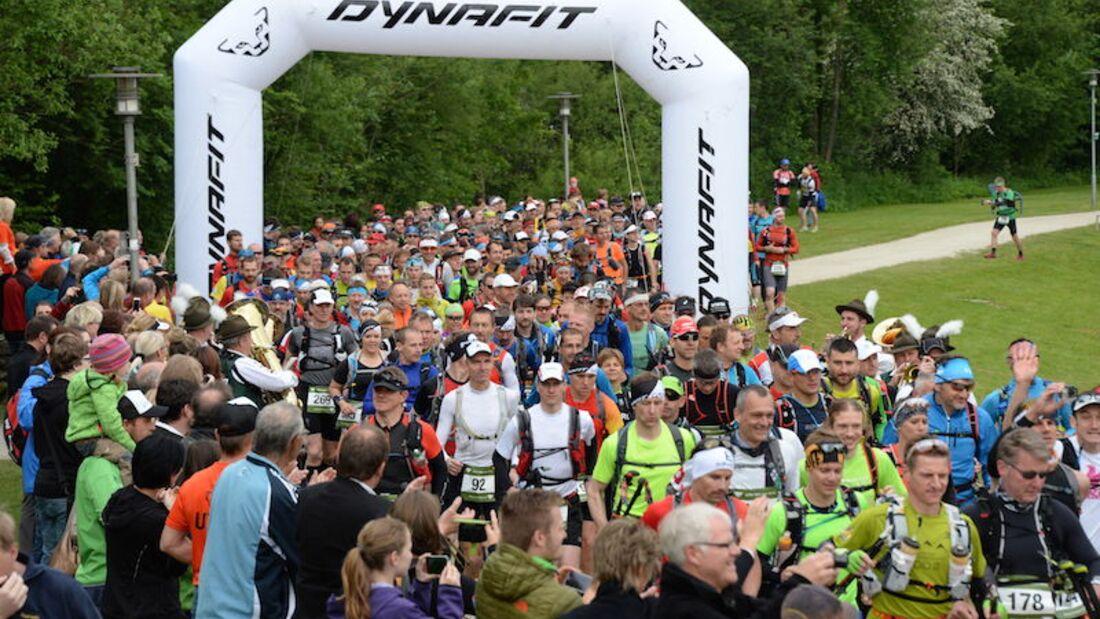 Utratrail Lamer Winkel Start 2015