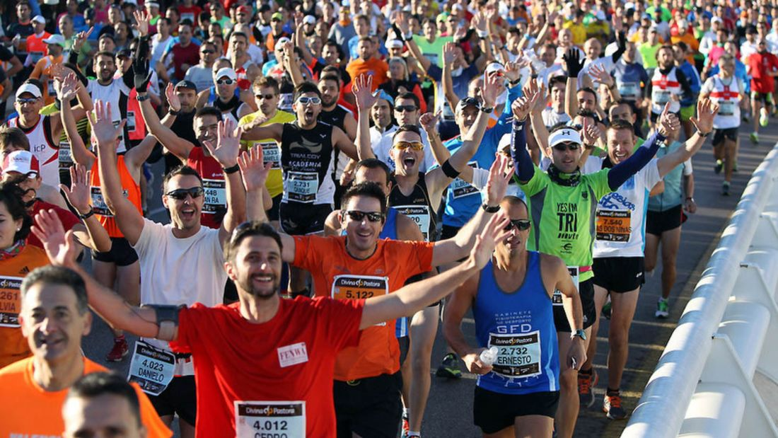 Valencia-Marathon 2013 - Die Fotos highlight