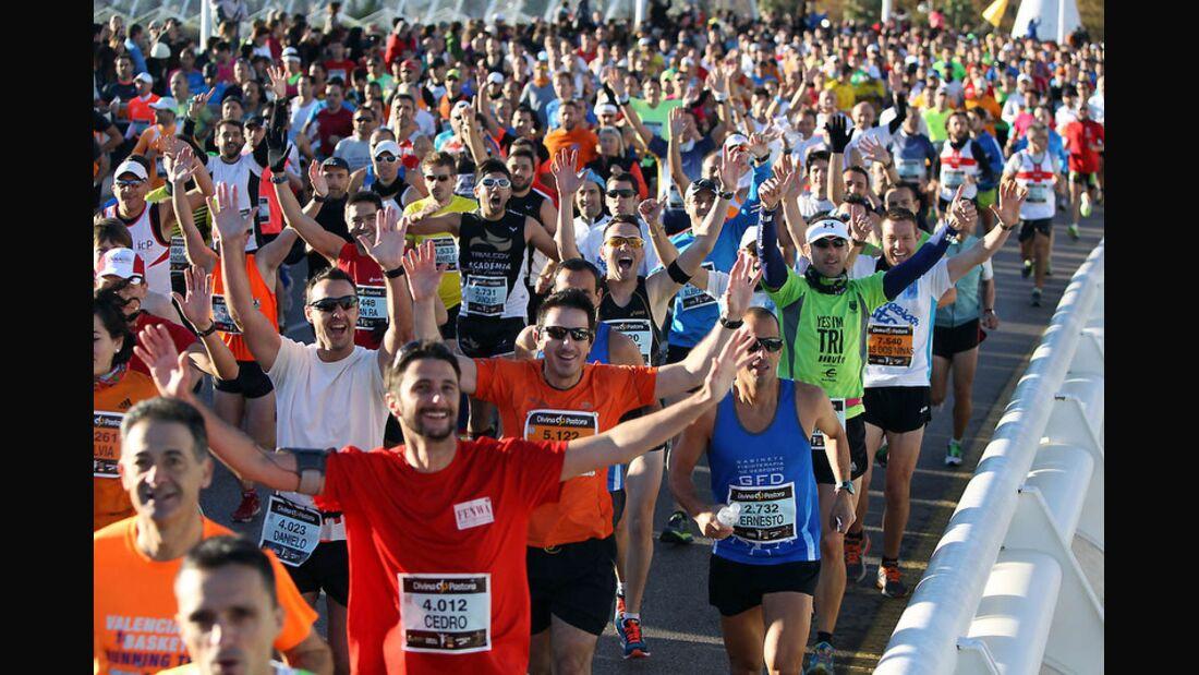 Valencia-Marathon 2013 - Die Fotos highlight