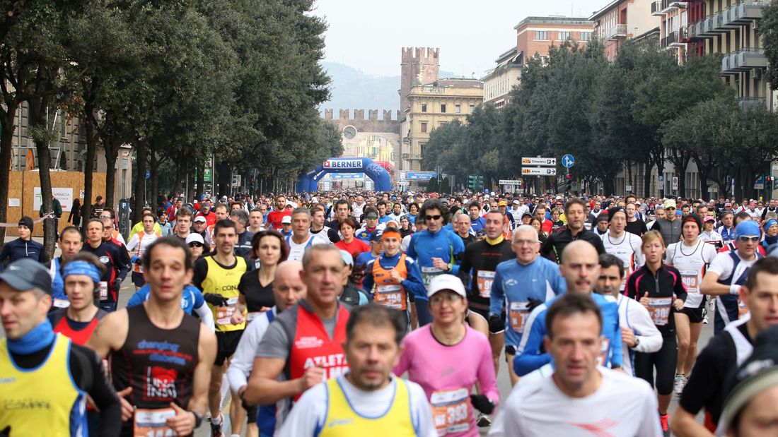 Verona-Marathon