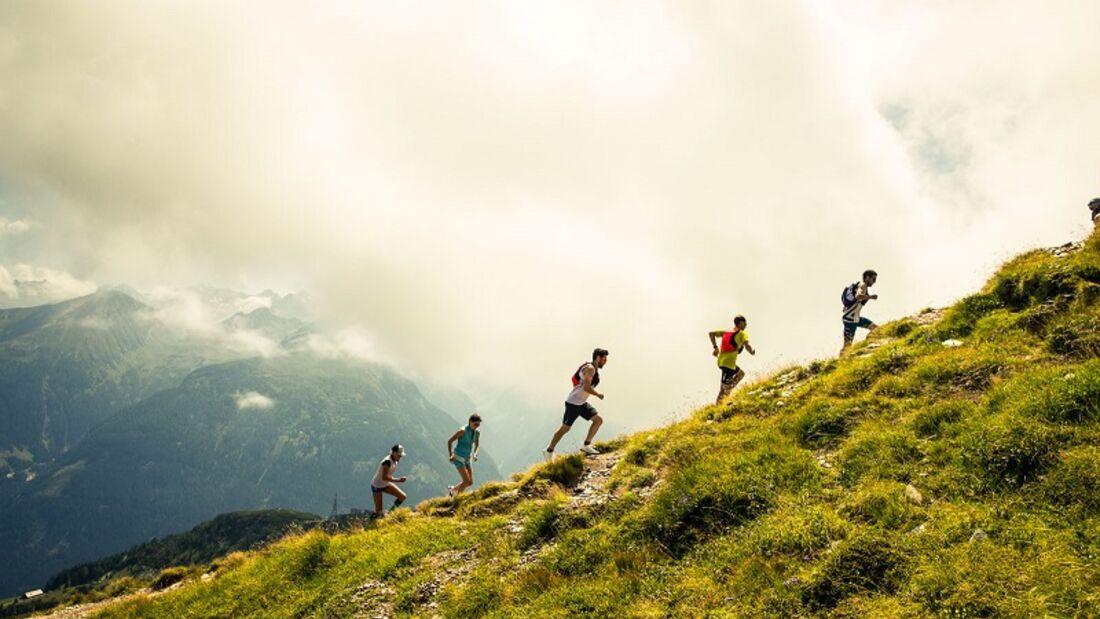 Vertical Open Bad Hofgastein: Ein Hill Climb nach Feierabend - und im Anschluss eine fette Gipfelparty