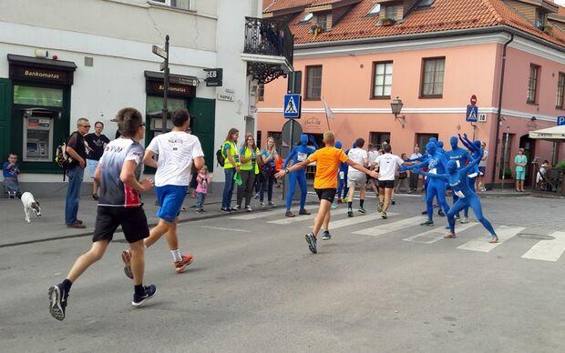 Vilnius-Marathon 2016 Užupis