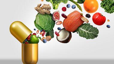 Vitamins Supplements