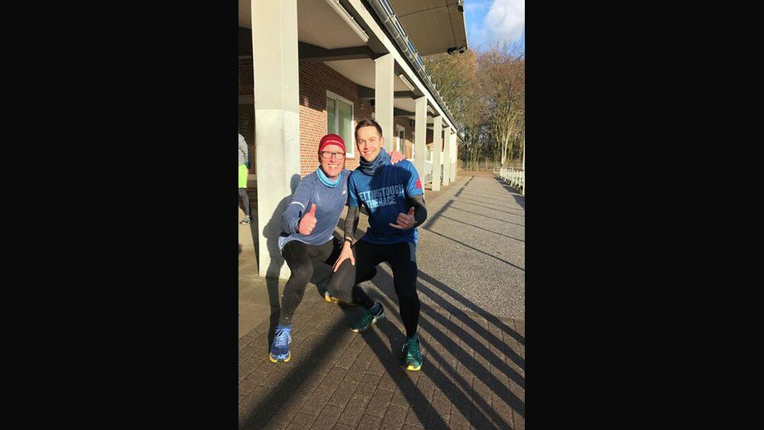 Vorbereitungsmarathon Haspa Marathon 2019