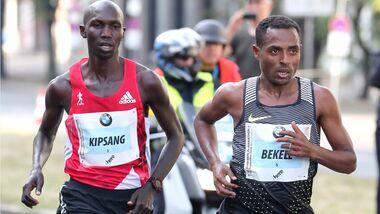Vorschau Berlin-Marathon