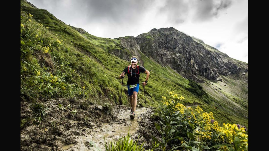 Walser Trail Challenge 2015 1