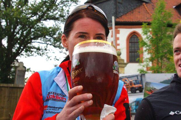 Wartburg Staffellauf Moorburg 1