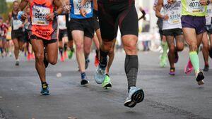 Wie der Fuß beim Laufen aufsetzt und abrollt ist höchst individuell.
