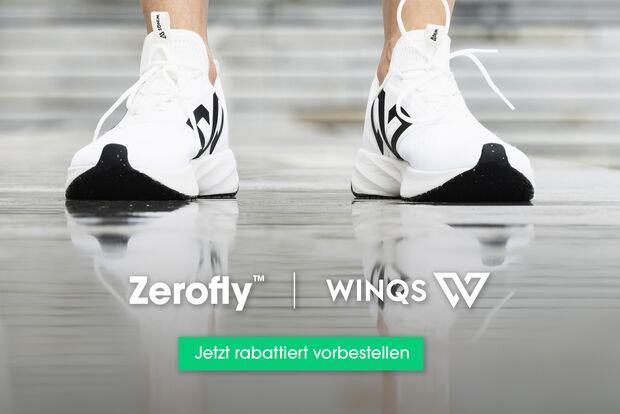 Wie die neue Laufmarke WINQS die Sportindustrie aufwecken will