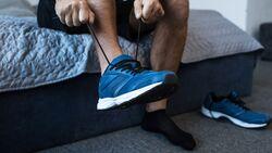 Wie geht der Trainingsplan trotz Laufpause auf?