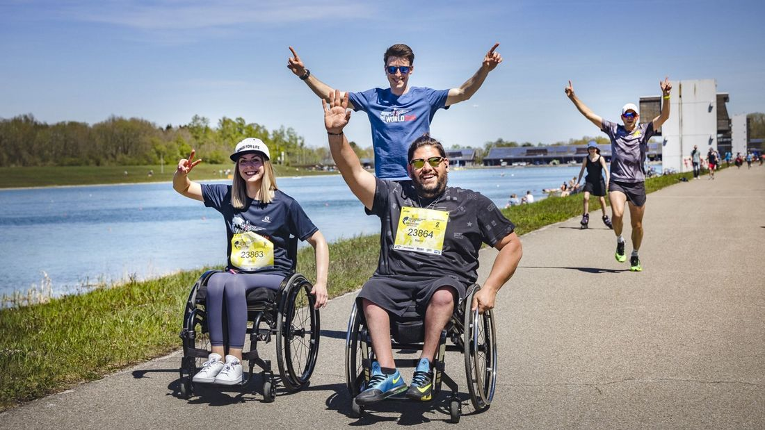 Wings for Life World Run 2021 Germany