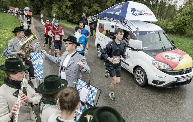 Wings for Life World Run München 2015/1