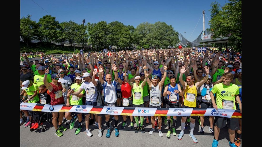 Wings for Life World Run München 2018
