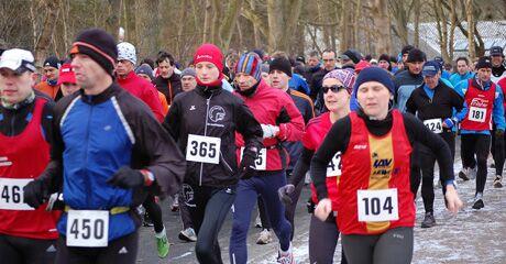 Winterlaufserie Drelsdorf