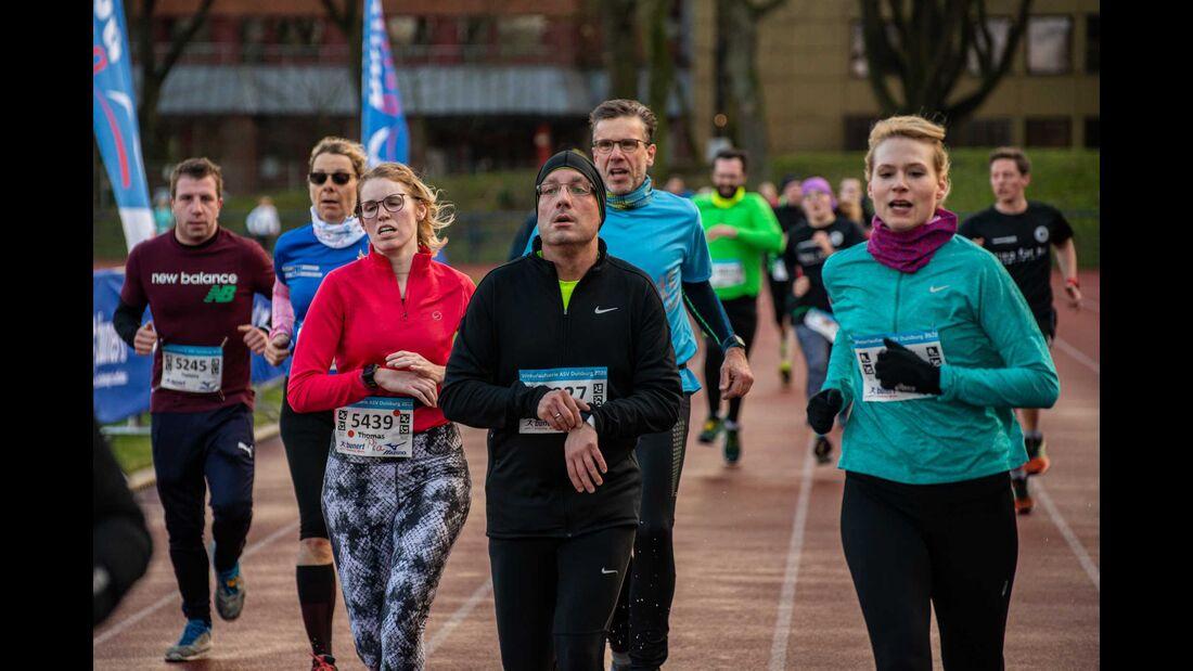 Winterlaufserie Duisburg 2020