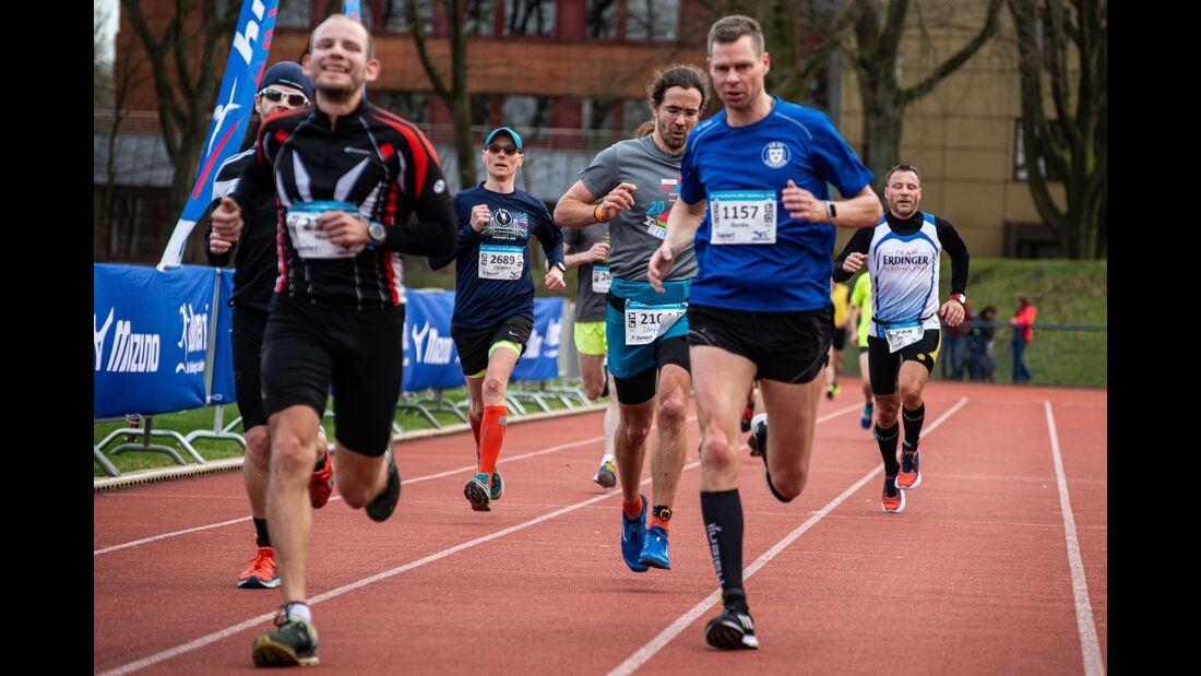 Winterlaufserie Duisburg 2020 - 2. Lauf