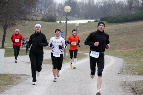 Winterlaufserie München 1