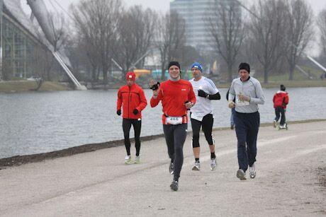 Winterlaufserie München 2