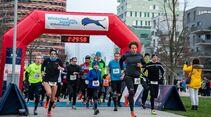 Winterlaufserie Wilhelmsburg 2020 - 1. Lauf
