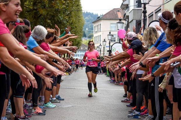 Winterthurer Frauenlauf 2014