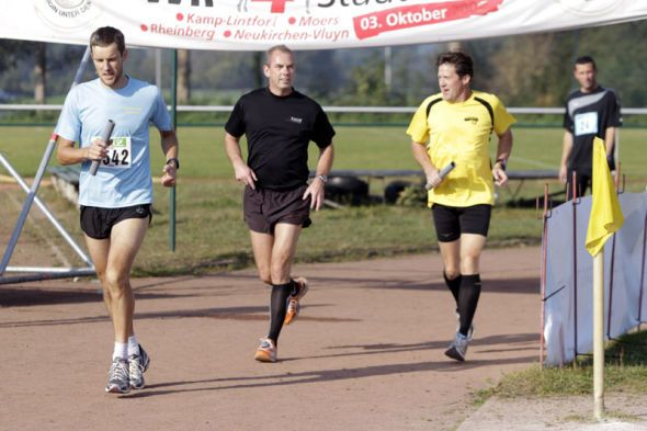Wir 4 Städtelauf Kamp-Linfort Staffel