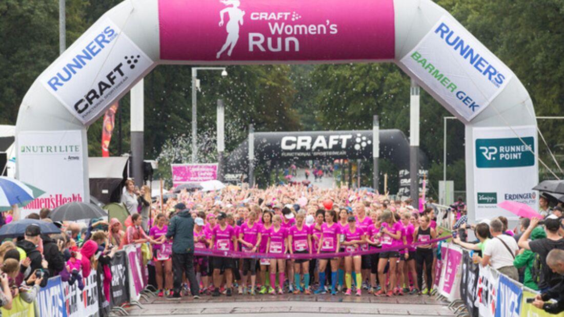 Women's Run Frankfurt 2016 Start