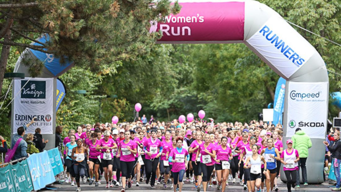 Women´s Run Wien Start 2013