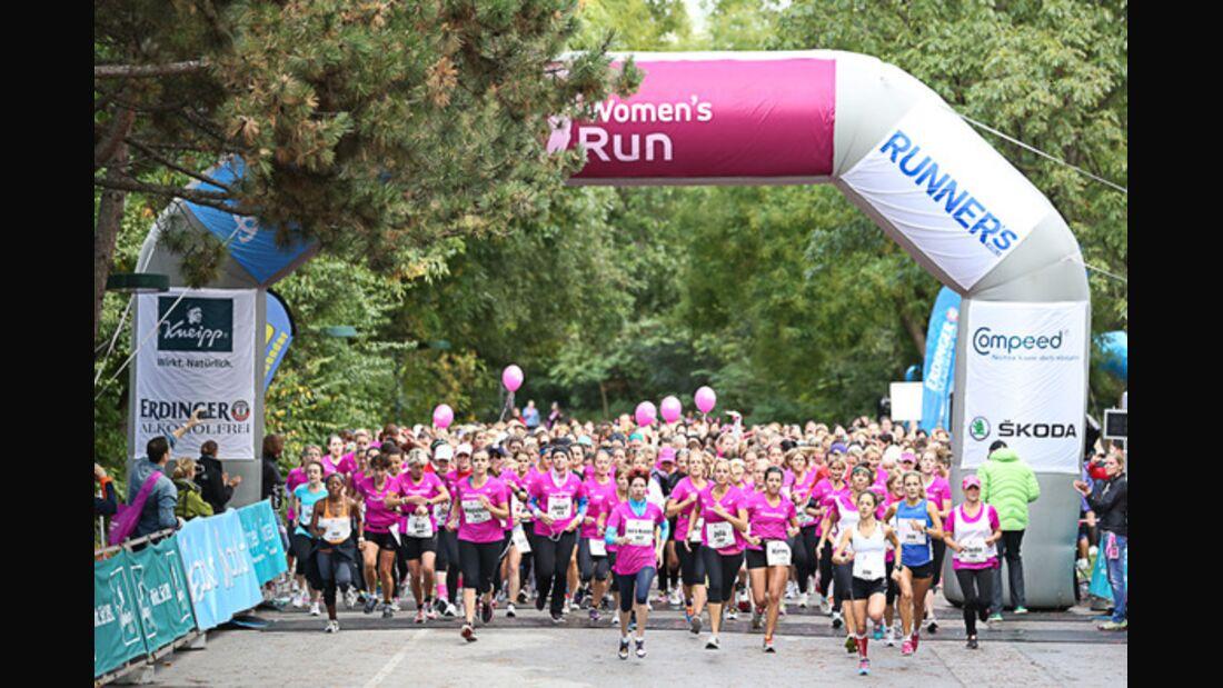 Women´s Run Wien Start 2013