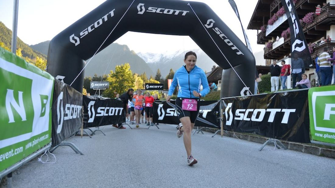 Women´s Trail Neukirchen 2013