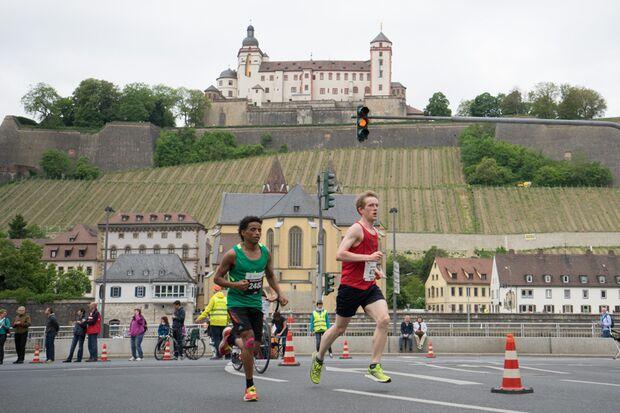Würzburg-Marathon