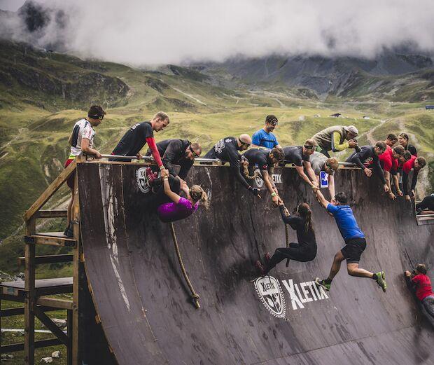 Xletix Challenge Tirol 2018 Hindernisse
