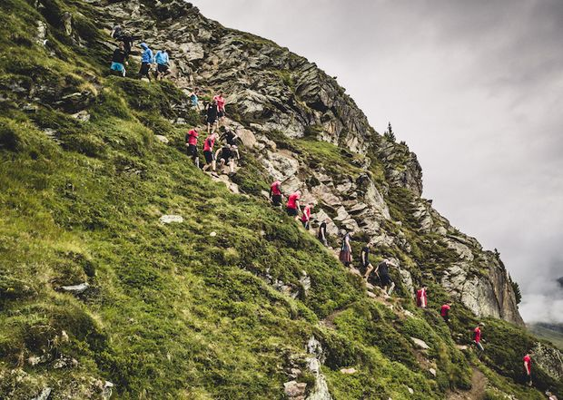 Xletix Challenge Tirol 2018 Landschaft