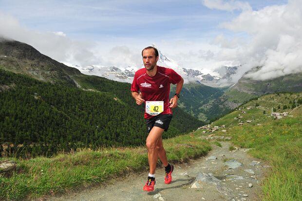 Zermatt-Marathon 2014 St. Niklaus