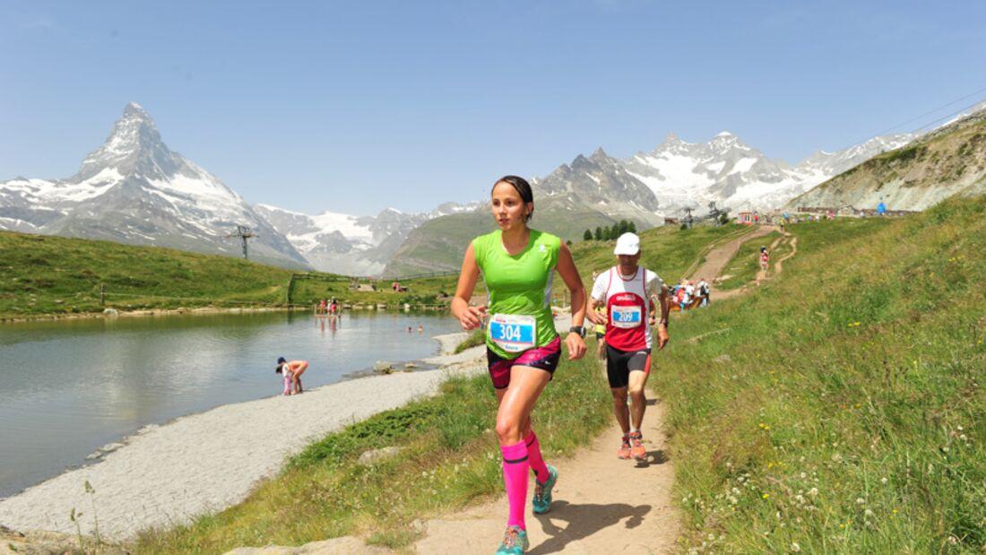 Zermatt-Marathon 2015